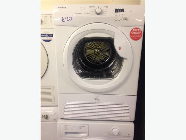 HOOVER 9KG CONDENSER DRYER05