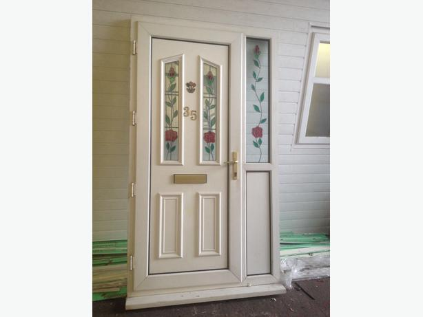 front door combination