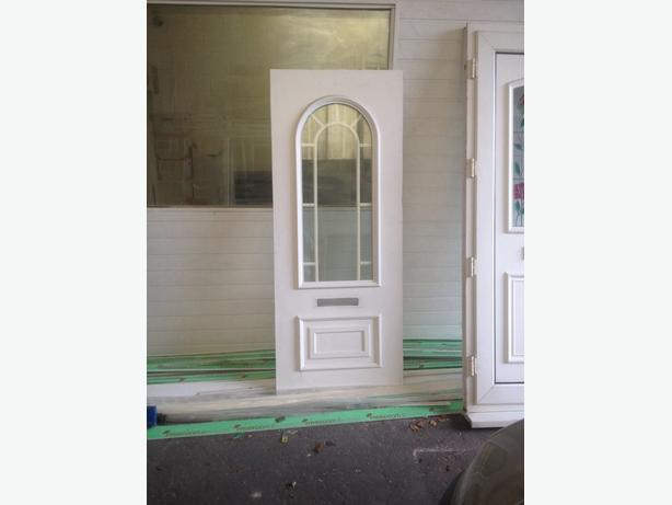front door panel pvc