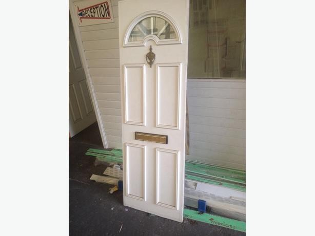 front door pvc panel