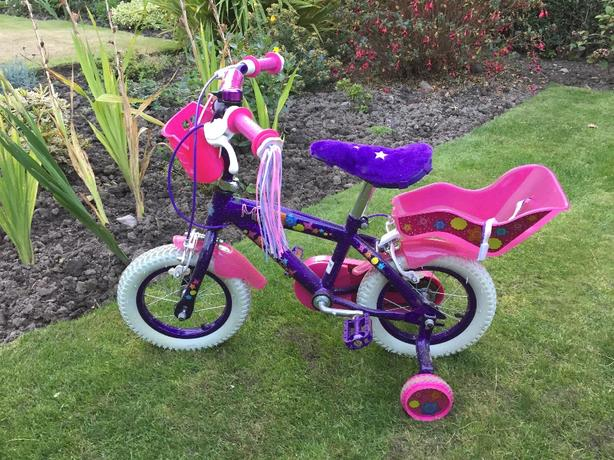 "girls 12"" mia bike"