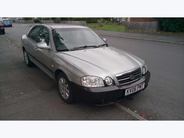 2006 Kia magentis long mot 450ono or swap for smaller car