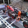 49cc mini moto quads