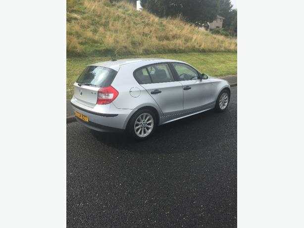 BMW 116i 5DR *LONG MOT*