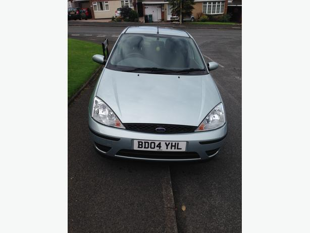 Ford Focus 1.6 LX Petrol Genuine Low Miles Good Condition