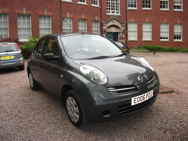 NISSAN MICRA URBIS S FOR SALE 1.2