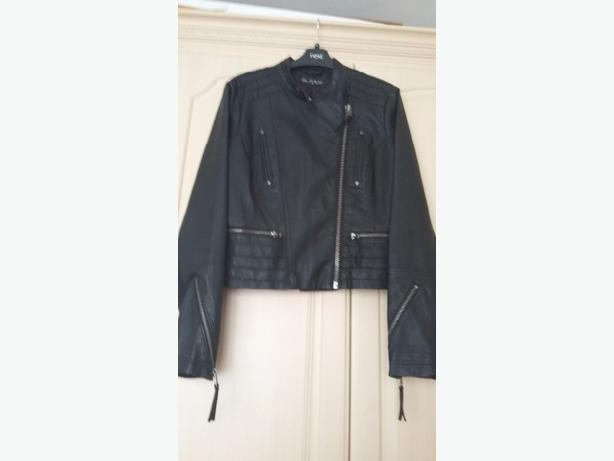 size 14 biker jacket