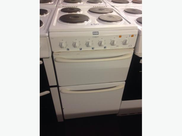 CREDA HOTPOINT 50CM ELECTRIC COOKER0