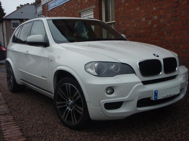 BMW X5 3.0 30d M Sport xDrive 5dr