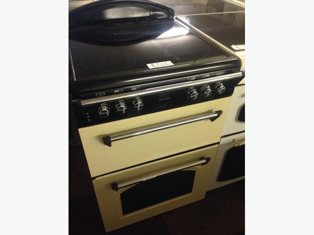 LEISURE DOUBLE OVEN FAN ASSISTED ELECTRIC COOKER