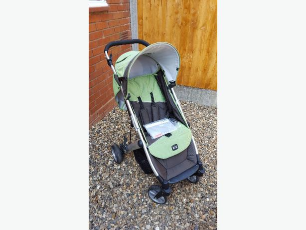 britax B mobile puschair excellent condition