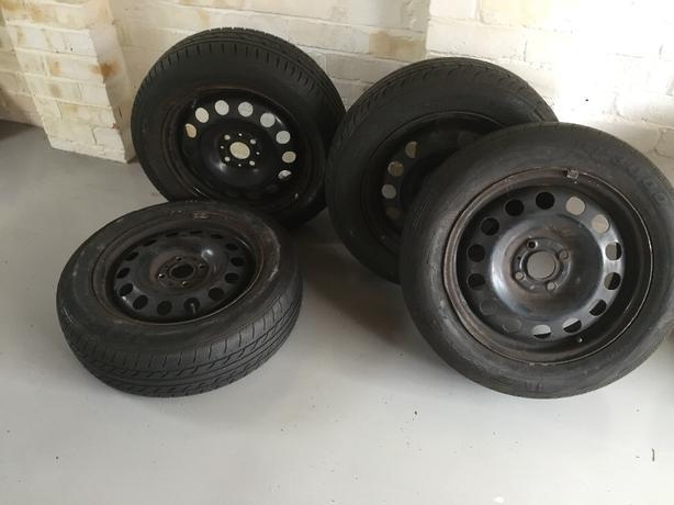 mini one wheel tyres 4