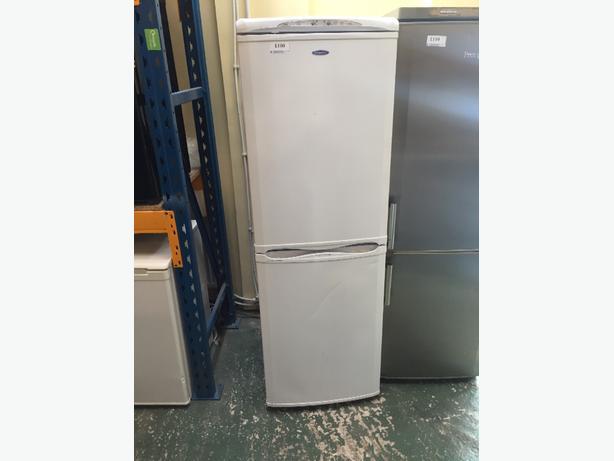 🏵☀️ hotpoint white fridgefreezer