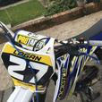 yamaha yzf 250 2008 model great condition