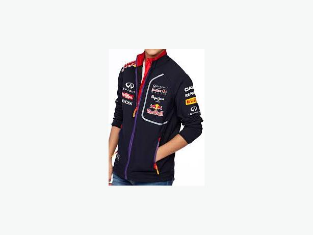 Renault Red Bull Soft Shell Coat