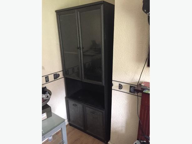 black ash kabinet