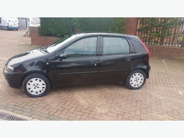 fiat punto 2001 bloxwich wolverhampton. Black Bedroom Furniture Sets. Home Design Ideas