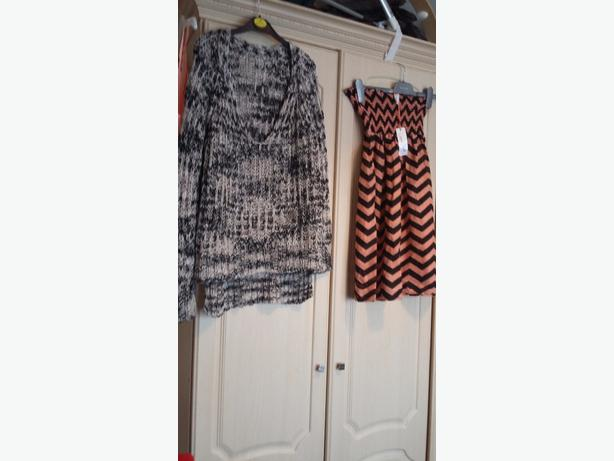 bundle of ladies clothes 12-14