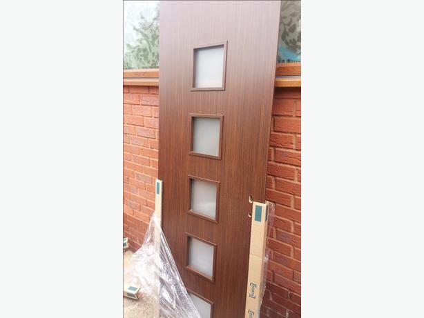 Internal Door Porta fit 5 color wenge