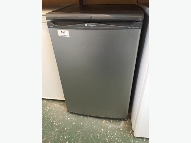 🚥lovely silver hotpoint iced diamond fridge