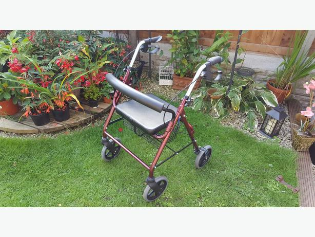 Mobility Walker - Rollator - 3 available