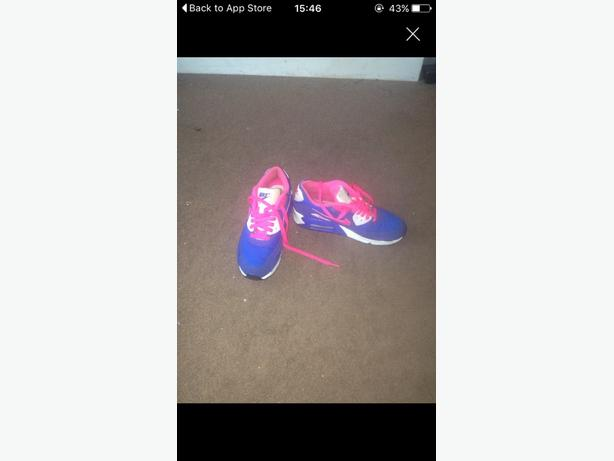 womens airmax 90s size 5