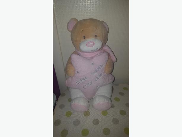 teddys and girl items