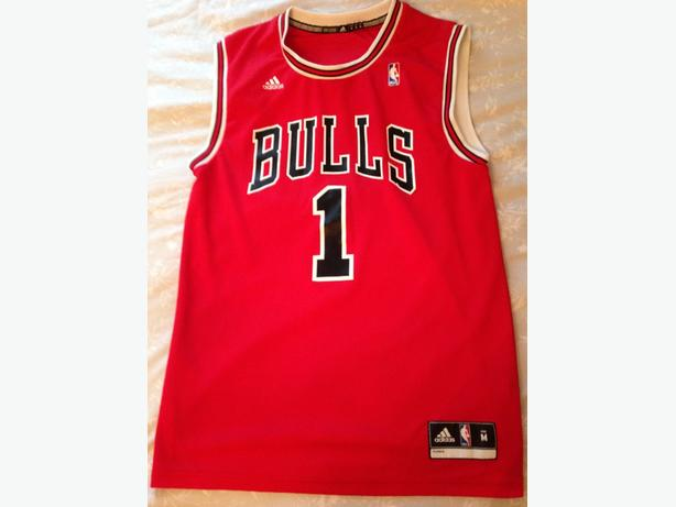 NBA BULL DERRICK ROSE TOP