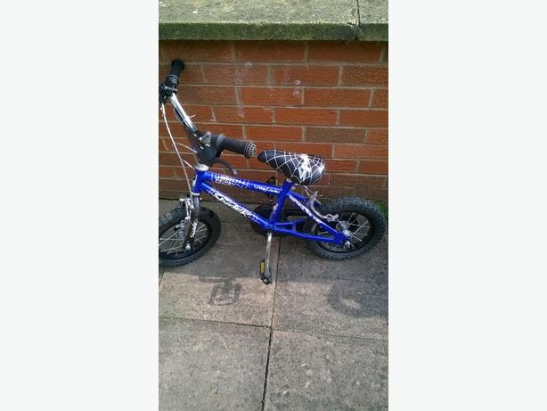 childs bike (REDUCED)