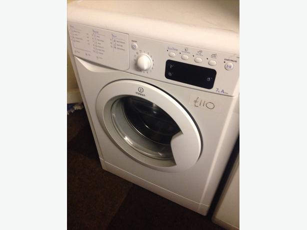 7KG INDESIT WASHING MACHINE020