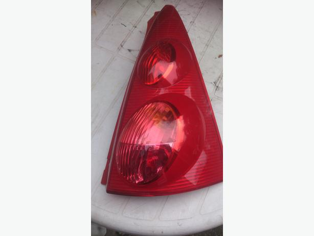 PEUGEOT 107 REAR LIGHT FOR DRIVER SIDE 2005 TO 2012