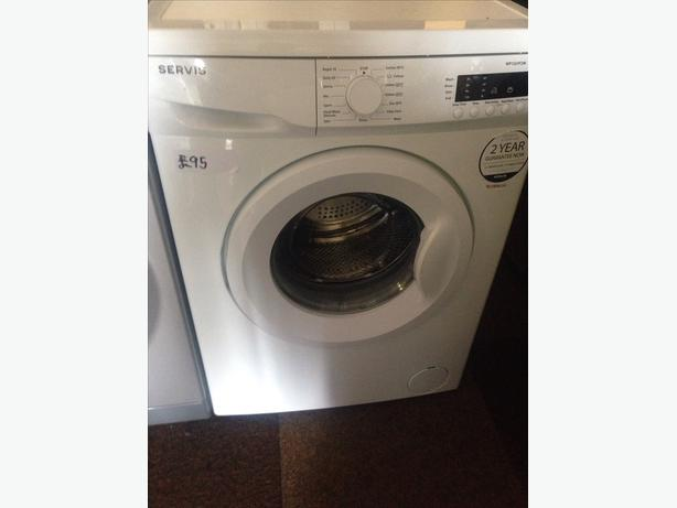 6KG SERVIS WASHING MACHINE0