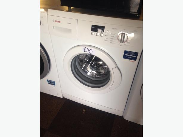 6KG BOSCH WASHING MACHINE070