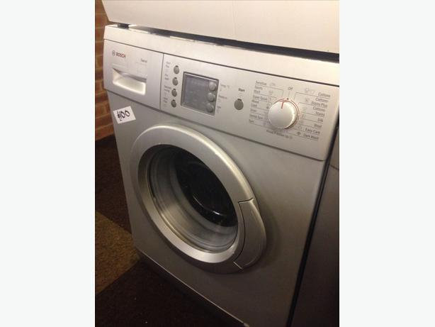 BOSCH 6KG SILVER WASHING MACHINE0