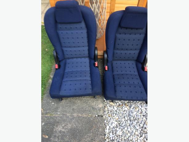 Peugeot 307sw 3rd row seats for sale