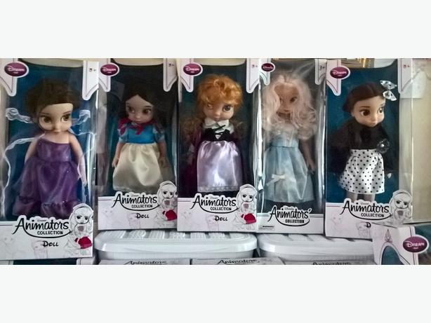 dream animator dolls