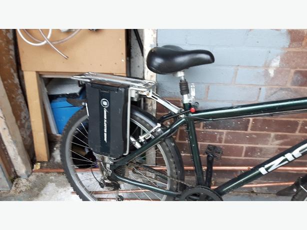 Electronic bike spirs or repairs