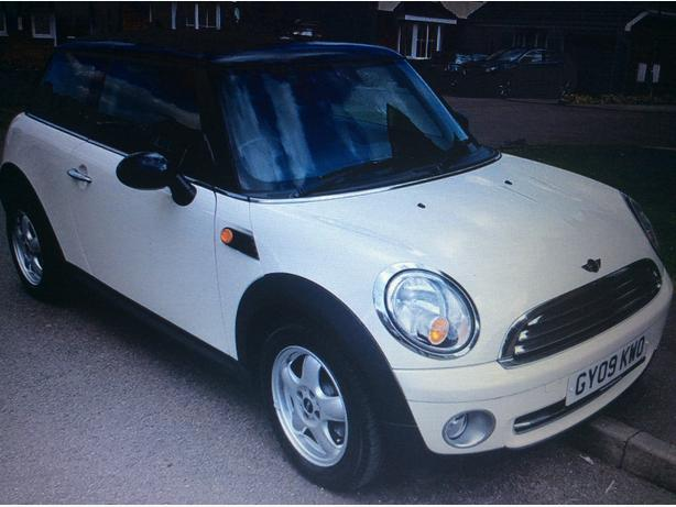 2009 MINI Hatch 1.4ONE