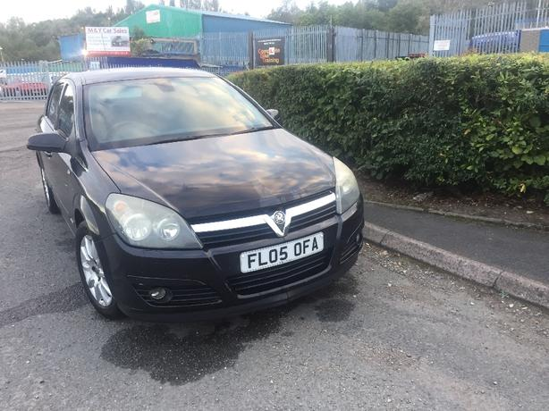 Vauxhall Astra 2005 design twin port  read add