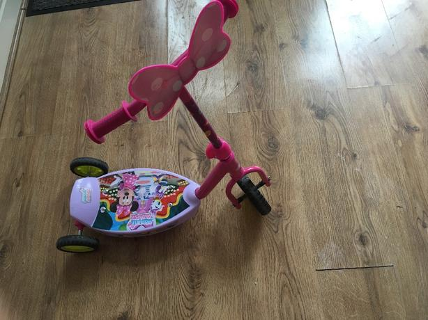 scooter minnie mouse for girl