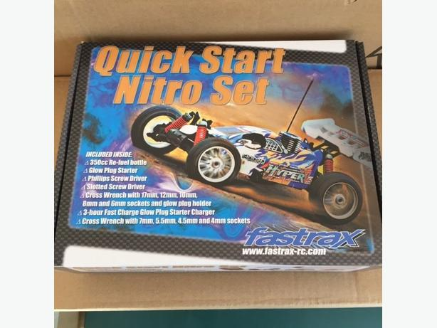 Fastrax quick start nitro set