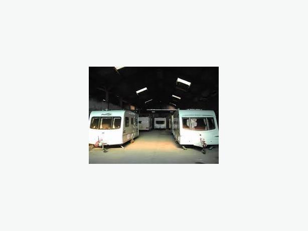 caravan &motorhome storage