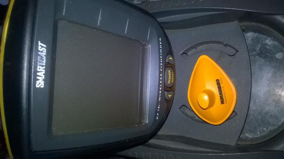 Fish finder for sale dudley dudley for Tap tap fish corgi