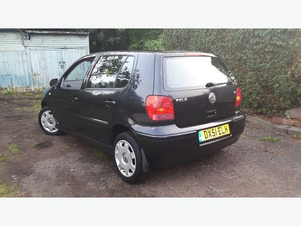 VW polo 1.4 petrol 51 plate