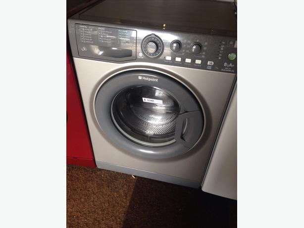 HOTPOINT 6KG WASHING MACHINE05