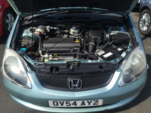 Honda Civic 1.7 CTDi SE - 2004, 97K, 6 Services to 91K, 2 Keys, LONG MOT