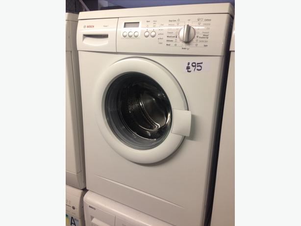 5KG BOSCH WASHING MACHINE080