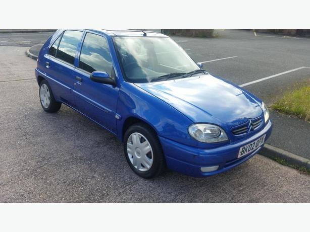 2002 CITROEN SAXO 1.2 MOT END OCT DRIVES GOOD £ 300 NO OFFERS