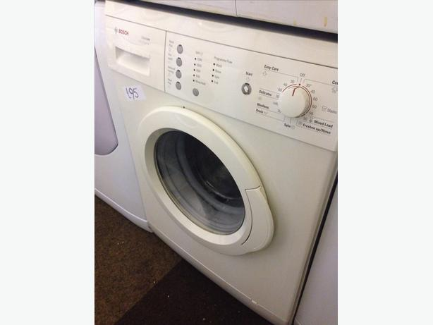 6KG BOSCH WASHING MACHINE002