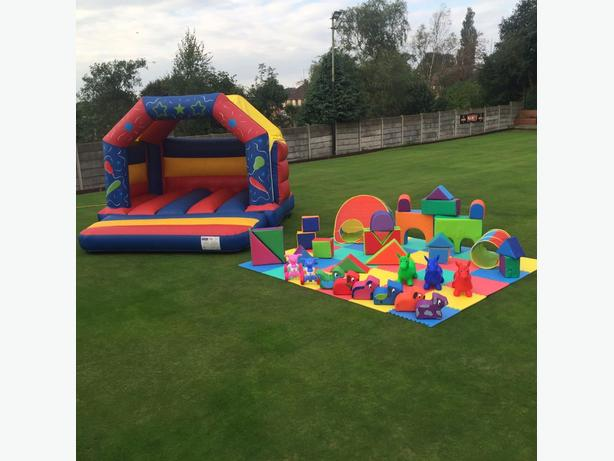 EK Entertainments  .. hot tub .. bouncy castle .. soft play etc